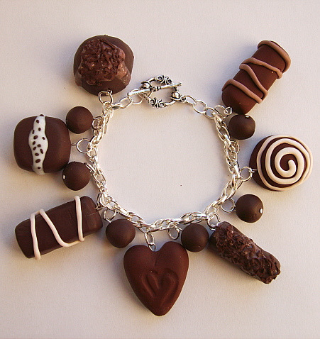 Faux chocolate by carol.capaldi on Flickr.