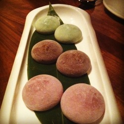 Mochi mochi mochi (Taken with instagram)
