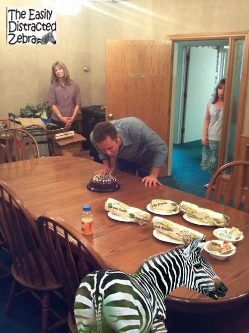 Kirk Cameron's lonely birthday