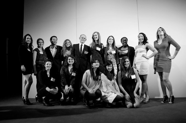 The MODA team at our Spring 2011 fashion show (Lloyd Lee)