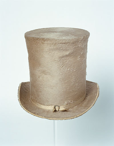 oldrags:  Top hat, 1830's England (Manchester), Manchester City Galleries  SWOON