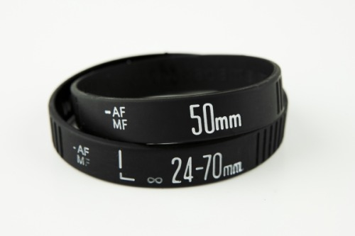 I absolutely love these camera bracelets! They are so stylish and just a little bit artsy (they make me feel like I finally understand f-stops). And at $15 for both, they are the perfect present (they are perfect for anyone because they seem just a little bit masculine/a little bit feminine). I might be looking too far ahead, but don't these look like ideal stocking stuffers?