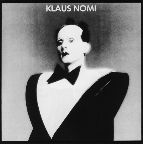 The fabulous Klaus Nomi
