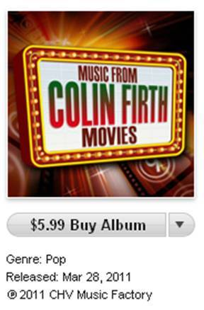 This is an actual thing on iTunes. How I stumbled across it is not important.