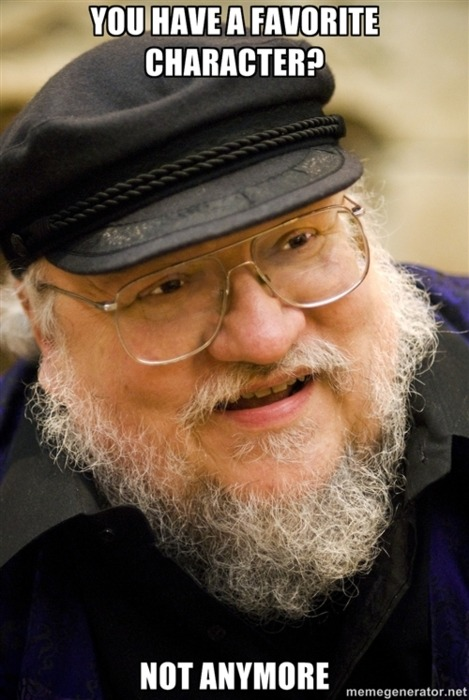 mariartapocolypse:  I imagine George R. R. Martin cackling madly in the next frame. (Via: WinterIsComingBitches)