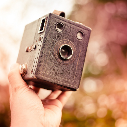 Via Flickr: Vintage Camera