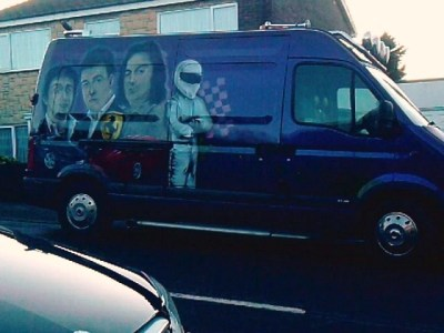shadowfraser:  Top Gear Van…