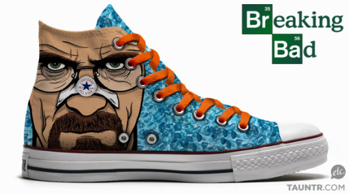 Pop Culture Chuck Taylor Allstars