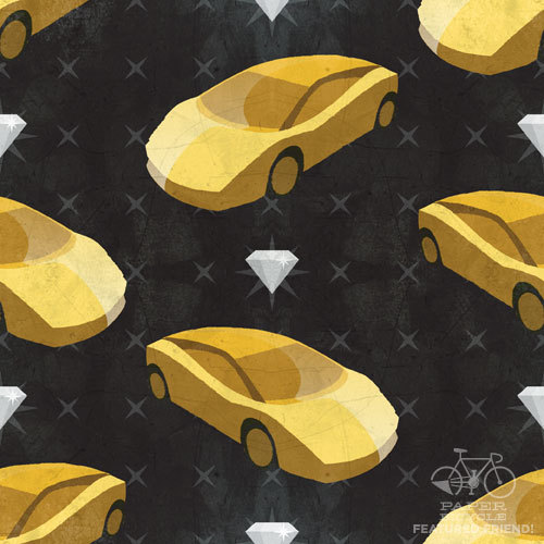 Daily Pattern: Luxury Is Anything Made Of Solid Gold Jesse Riggle