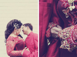 Preview: Rynna & Azri's Engagement I promise you, this will be end of previews. I can't wait to wrap this album too! ♥