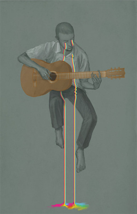 Illustration by Rodrigo Avilès.