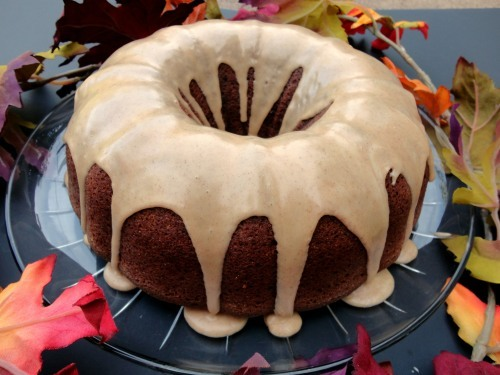 Fall Pumpkin Spice Bundt! (recipe)