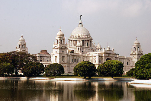 lifein-india:  DSC_3572 Victoria Memorial, Kolkata. (by Swiatoslaw Wojtkowiak)