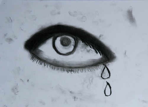 Our eyes need to be washed by tears once in a while, so that we can see life more clearly, Melanie Yu, Taiwan