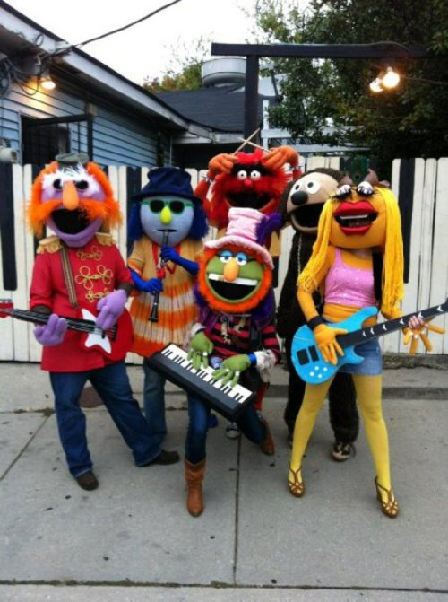 Best Group Halloween Costumes of 2011 Check out the funniest, weirdest, and sexiest group costumes from this year.