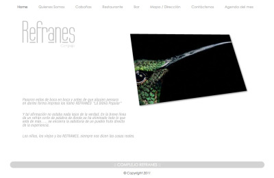 nicolacho:Website for Complejo Refranes