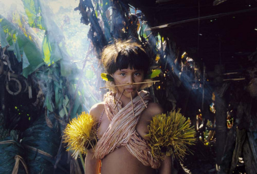 evaixchel:  Yanomami: Children of Eden by Antonio Mari Photographer on Flickr.