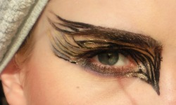 beautylish:  Check out this cool bird eye look from Beautylish Beauty Lavinia B.!