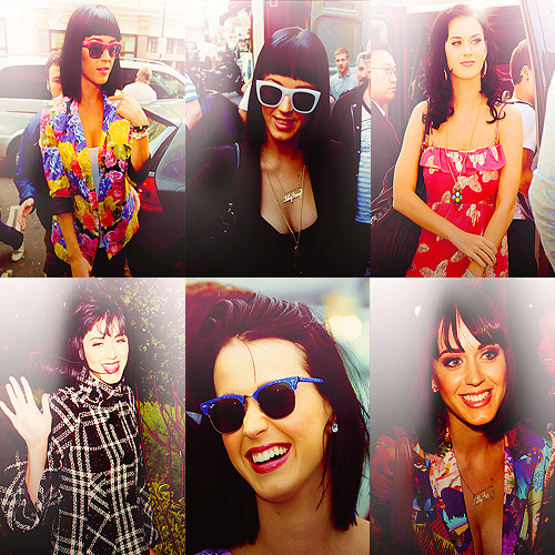 16 Days Katy Perry Challenge Day 2: 6 favorite candids from 2009
