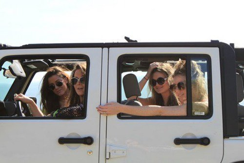 something im most excited for is to go on a roadtrip with my friends as soon as i leave school.