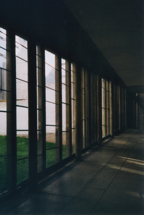 Sainte Marie de La Tourette, France