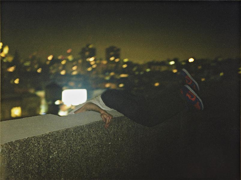 Over Ledge, New York, 2000