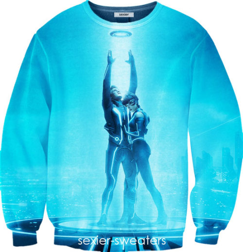 Tron Sweater