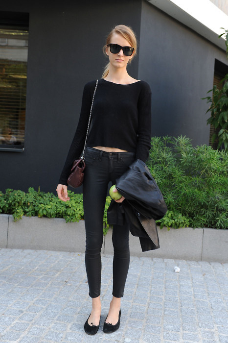 e-lit-e:  i love the all black look!