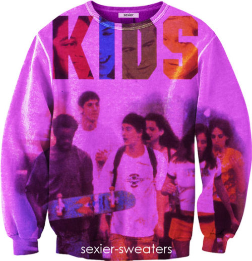 *followers request* Kids The Movie Sweater