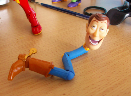 I am the snake in my boot