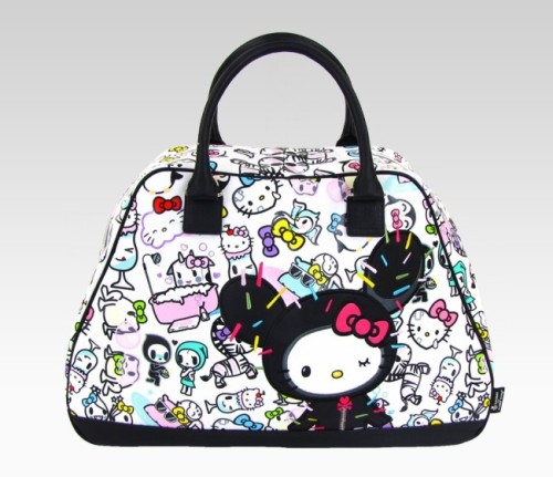 "Tokidoki x Hello Kitty ""Best Friends Collection"" Large Handbag - $175"