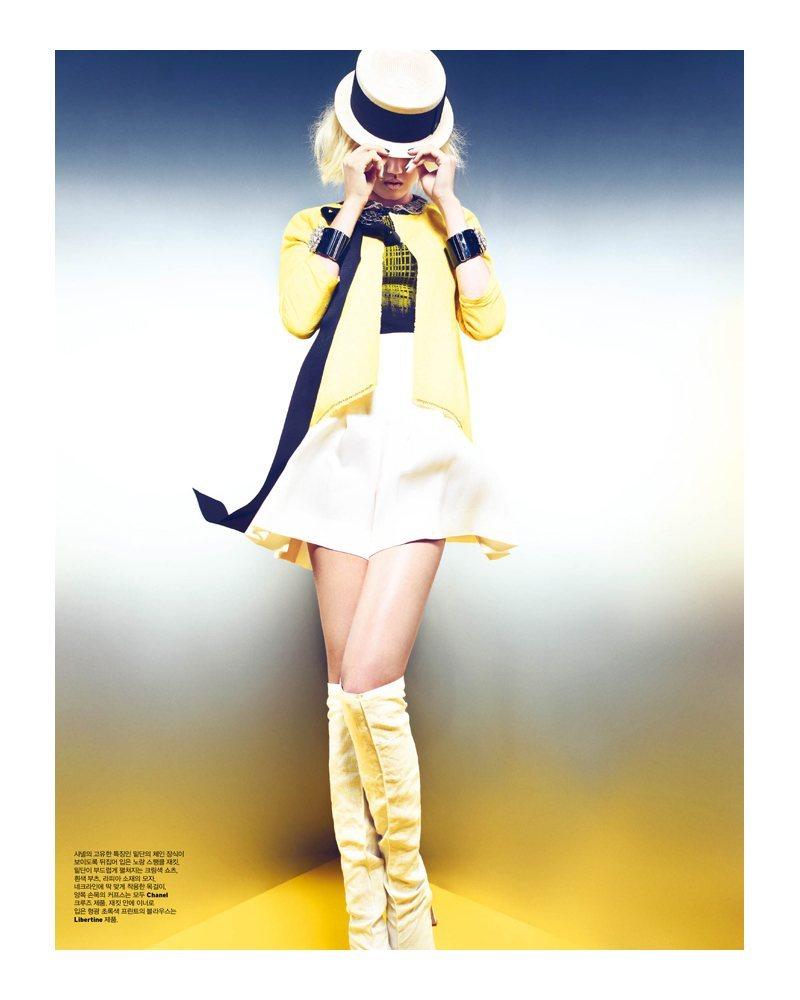 (via Lindsey Wixson by Phil Poynter for W Korea November 2011)