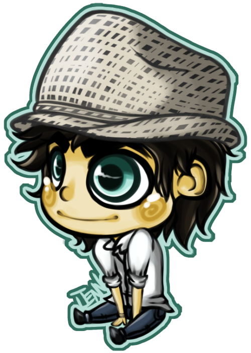 Everyone's favorite fedora-wearing humanitarian!  (© JENN 2011 DO NOT STEAL/REPOST)