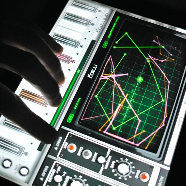 Animoog Anisotropic Synth Engine for iPad  Animoog, powered by Moog's new Anisotropic Synth Engine (ASE), is the  first professional polyphonic synthesizer designed exclusively for the  iPad. ASE allows you to move dynamically through an X/Y space of unique  timbres to create a constantly evolving and expressive soundscape.Animoog  captures the vast sonic vocabulary of Moog synthesizers and applies it  to the modern touch surface paradigm, enabling you to quickly sculpt  incredibly fluid and dynamic sounds that live, breathe, and evolve as  you play them.Visually captivating and sonically immersive,  Animoog brings iPad based music production to the next level. Whether  you are new to synthesis or a professional, Animoog's unique user  interface gives you the power to easily create a visually vibrant and  sonically rich universe. It is the ultimate tool for total creative  expression!  (vía iTunes App Store)