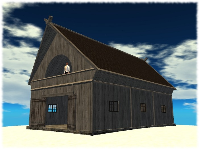 Nordic barn. Coming soon.