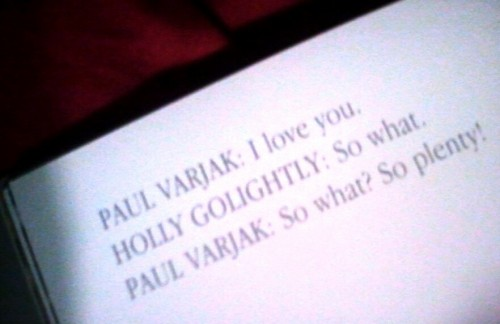 I've always wanted a Varjak, Paul