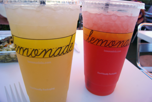 I just really like lemonade…