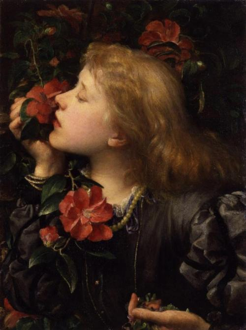 Choosing by George Frederic Watts