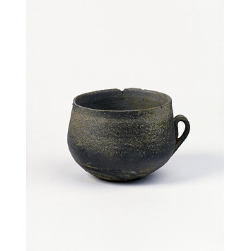 timeless Korean cup from 400-600 ad.