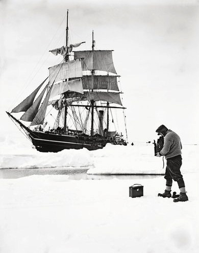 thinknorth:  (via Lost Photos From One Of The First South Pole Expeditions Resurface | Mountainfilm in Telluride)