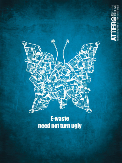 E-waste need not turn ugly