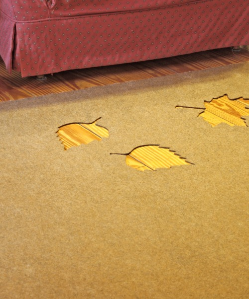 szymon:  Falltime carpet by Alberto Caramello
