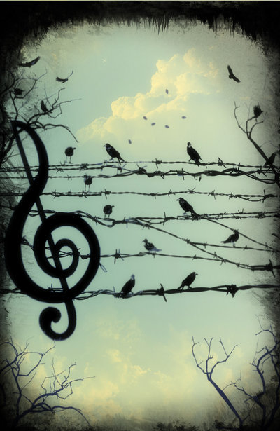 danceabletragedy:   Life has its own melody by junest