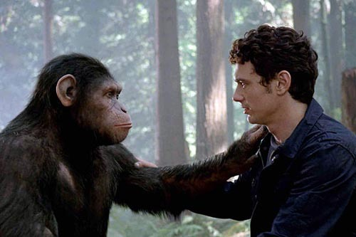 Andy Serkis signs up for Rise Of The Planet Of The Apes sequel After the huge success that was Rupert Wyatt's Planet Of The Apes reboot, the commissioning of a sequel was only a matter of time.British director Wyatt's original contract came with the option to do another film, and he has stated that he intends to take that up.Now, it has been confirmed that motion-capture extraordinaire Andy Serkis is the first of the cast to have been rehired…[FOR THE FULL STORY, CLICK ON CAESAR OR FOLLOW THIS LINK]