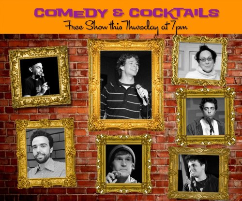 11/3. Comedy & Cocktails @ Purple Onion. 140 Columbus Ave. SF. 8 PM. Free. Feat Arthur Gaus, Chris Garcia, Morgan, Bryce Jones, Joe Gorman, Casey Ley, Sammy K Obeid, and Yuri Kagan.