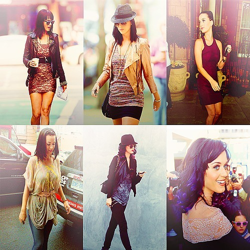 16 Days Katy Perry Challenge Day 3: 6 favorite candids from 2010