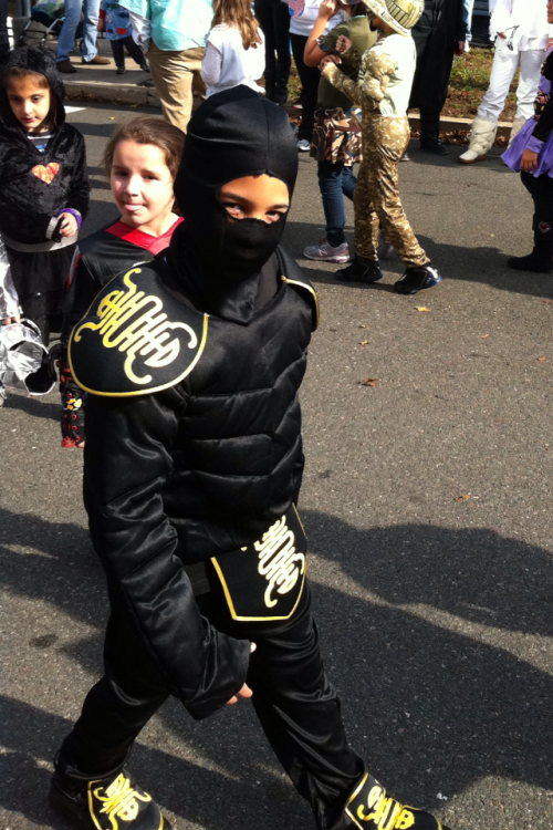 Jacob my ninja :)