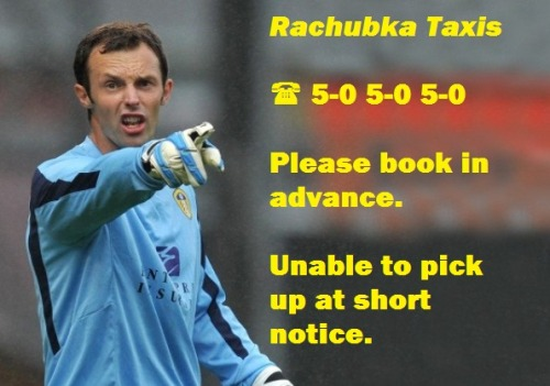 """Rachubka Taxis"" Submitted by Mr Shakamoto"
