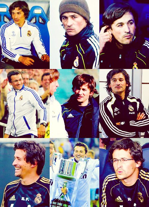 Nine favorite photos, Real Madrid → Rui Faria.