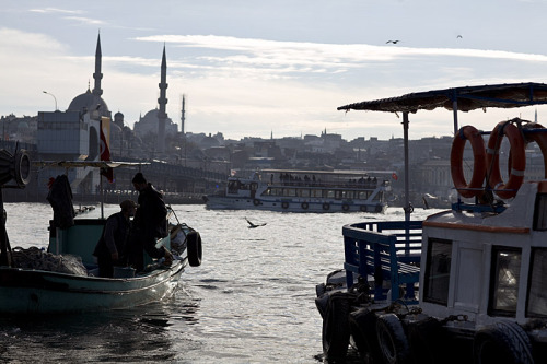 And a ferry ride! Yes, please. EatingAsia: In Istanbul, A Perfect Lunch and the Call to Prayer